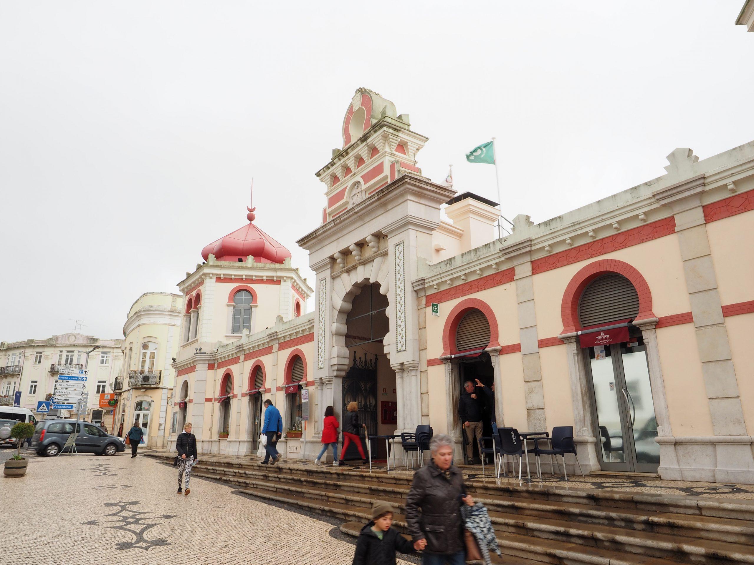 Loulè - borghi più caratteristici dell'Algarve