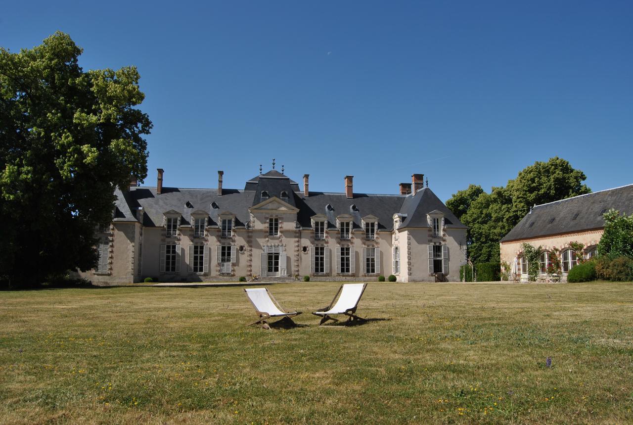 Chateau La Touanne Loire valley