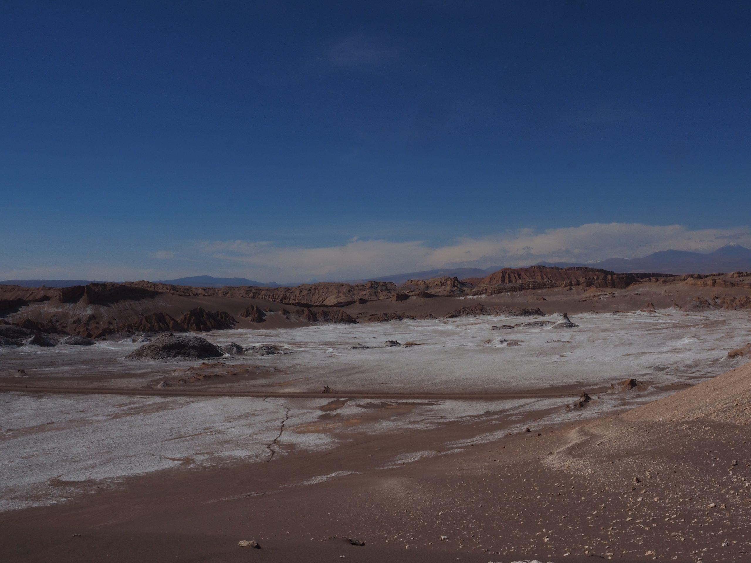Valle della Luna