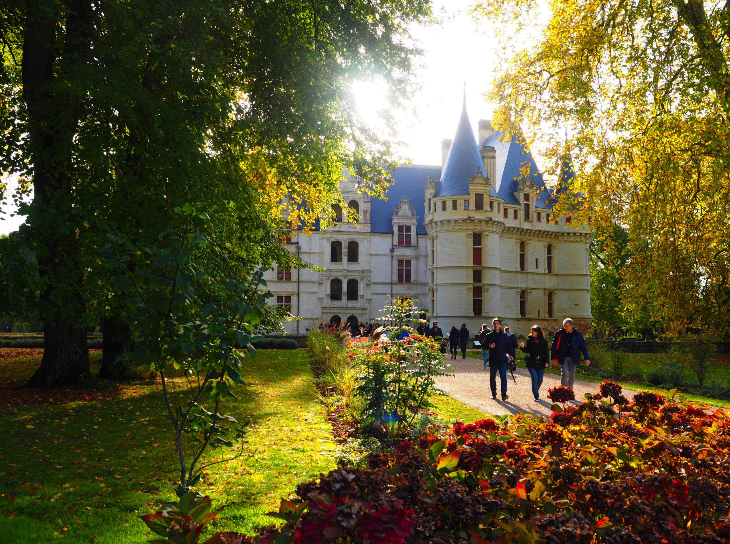 castello di Azay le Rideau